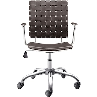 Newport Office Chair - Espresso
