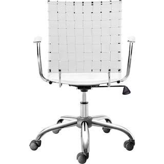 NewportOffice Chair - White