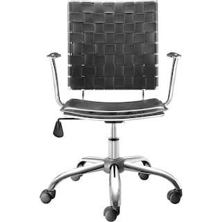 Newport Office Chair - Black