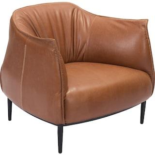 Salisbury Accent Chair - Coffee