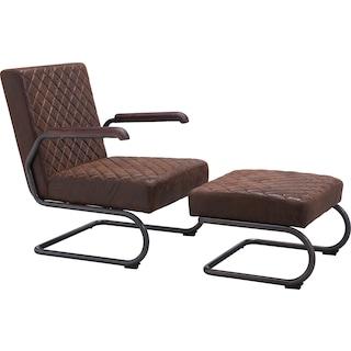 Wheatley Lounge Chair Set