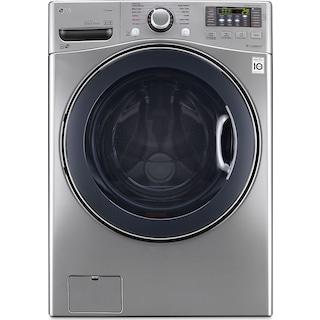 LG 5.2 Cu. Ft. Front-Load Washer – WM3770HVA