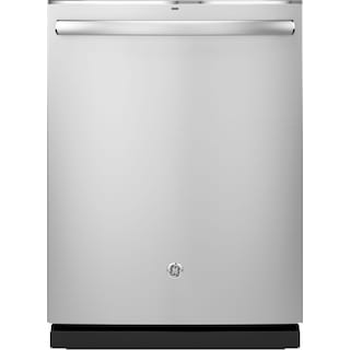 GE Built-In Tall-Tub Dishwasher with Hidden Controls – PDT825SSJSS