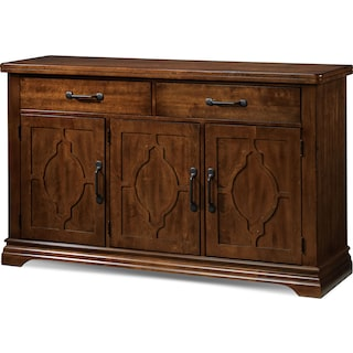 Fintown Server -  Walnut