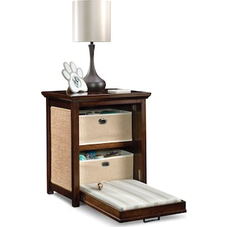 Scariff End Table Cat Bed