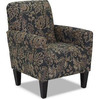 Inspired by U Accent Club Chair – Twilight