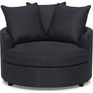 Inspired by U Accent Nesting Chair – Onyx