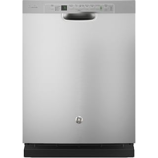 GE Built-In Tall-Tub Dishwasher with Front Controls – PDF820SSJSS