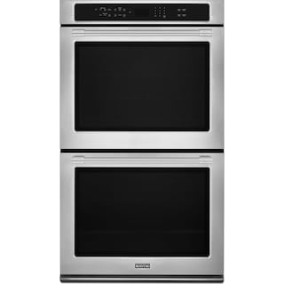 Maytag 10.0 Cu. Ft. Double Wall Oven – MEW9630FZ