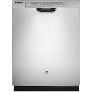 GE Tall-Tub Built-In Dishwasher with Front Controls – GDF570SSJSS
