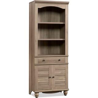 Dawley Bookcase – Salt Oak