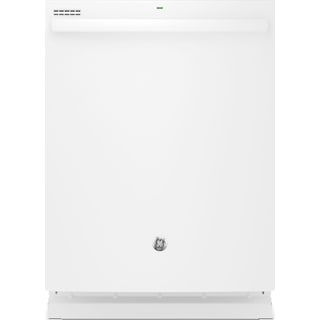 GE Tall-Tub Dishwasher with Hidden Controls – GDT545PGJWW
