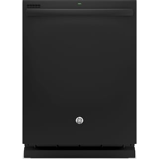 GE Tall-Tub Dishwasher with Hidden Controls – GDT545PGJBB