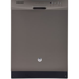 GE Tall-Tub Built-In Dishwasher with Front Controls – GDF630SSKES