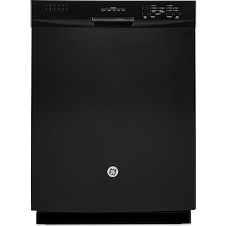 GE Tall-Tub Built-In Dishwasher with Front Controls – GDF630SGKBB