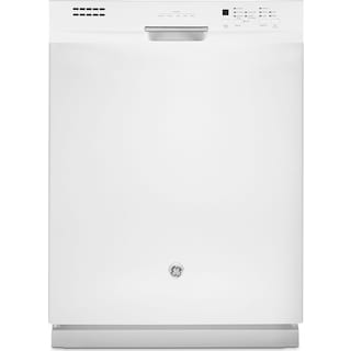 GE Tall-Tub Built-In Dishwasher with Front Controls – GDF630SGKWW