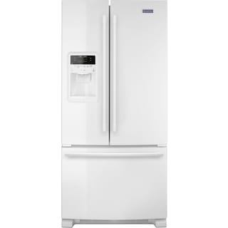 Maytag 22 Cu. Ft. French-Door Refrigerator – MFI2269FRW