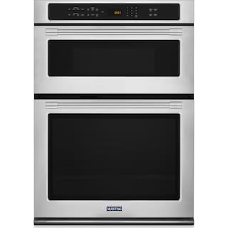 Maytag 6.4 Cu. Ft. Combination Wall Oven – MMW9730FZ