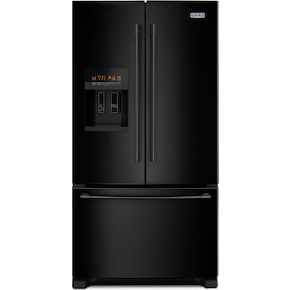 Maytag 25 Cu. Ft. French-Door Refrigerator – MFI2570FEB