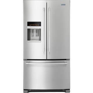 Maytag 25. Cu. Ft. French-Door Refrigerator – MFI2570FRZ