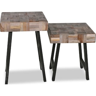 Buxton Accent Tables – Set of 2
