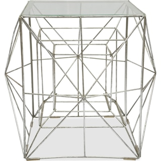 Buxton Infinity Accent Table