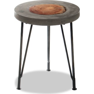 Buxton Oakshade Accent Table