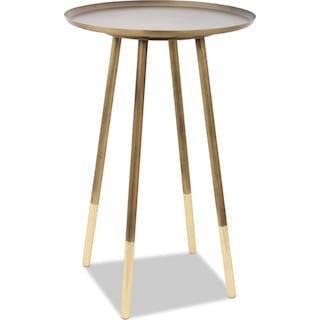Buxton Pawn Accent Table