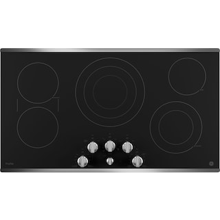 """GE Profile 36"""" Electric Cooktop – PP7036SJSS"""