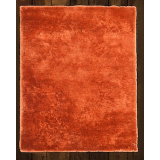 Mirage Copper 5' x 8' Area Rug