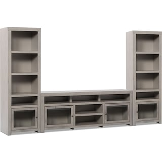 """Asel 3-Piece Entertainment Centre with 71"""" TV Opening"""