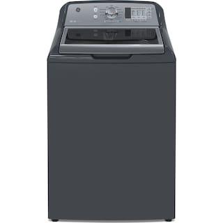 GE 5.3 Cu. Ft. Top-Load Washer – GTW680BMKDG