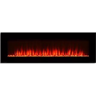 "60"" Escalon Wall-Mount Electric Fireplace"