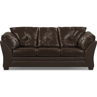 Isleton Sofa - Brown