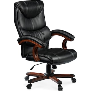 Winifred Office Chair - Black