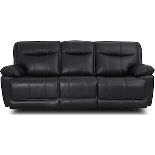 La Habra Power Reclining Sofa – Black