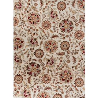 Austra  Rug - Brown 8' x 11' Area Rug