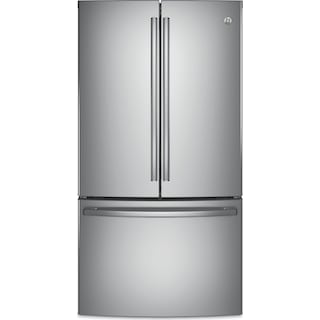 GE 28.5 Cu. Ft. ENERGY STAR® French-Door Refrigerator – GNE29GSKSS