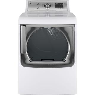 GE 7.8 Cu. Ft. High-Efficiency Gas Dryer – GTD81GSMJWS