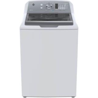 GE 5.3 Cu. Ft. Top-Load Washer – GTW680BMKWS