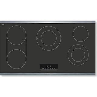 "Bosch 800 Series 36"" Electric Cooktop – NET8668SUC"