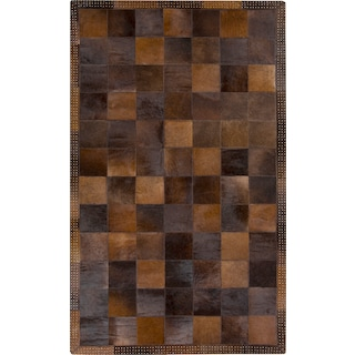 Marika  - Brown 9' x 12' Area Rug