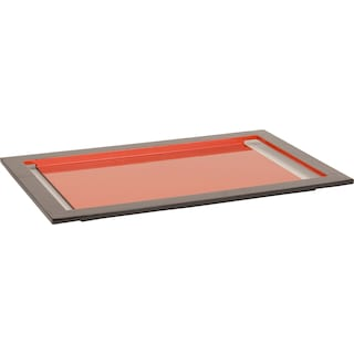Laura Serving Tray - Orange