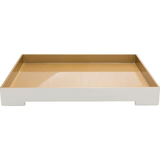 Antra Serving Tray - White