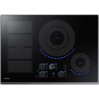 "Samsung 30"" Induction Cooktop with Virtual Flame Technology™ – NZ30K7880UG"