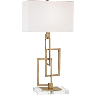 Theo Duet Table Lamp
