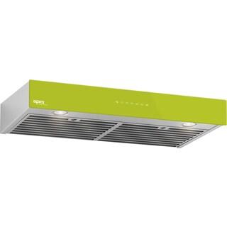 "Venmar 30"" Under-Cabinet Range Hood – Lime Green"