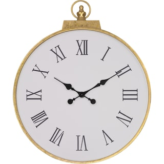 Wilhelm Wall Clock