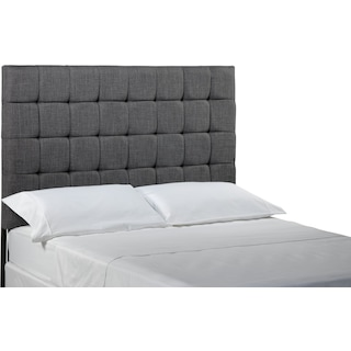 Willa Queen Headboard - Grey