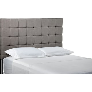 Willa Twin Headboard - Dark Beige